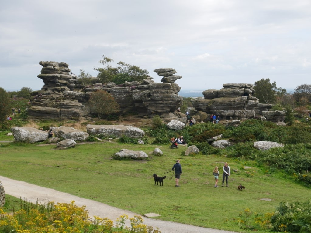 Brimham Rocks National Trust