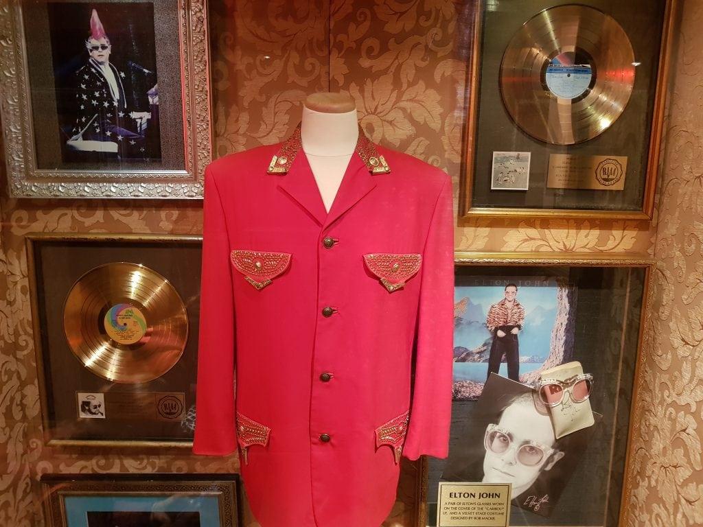 Elton John Memorabilia