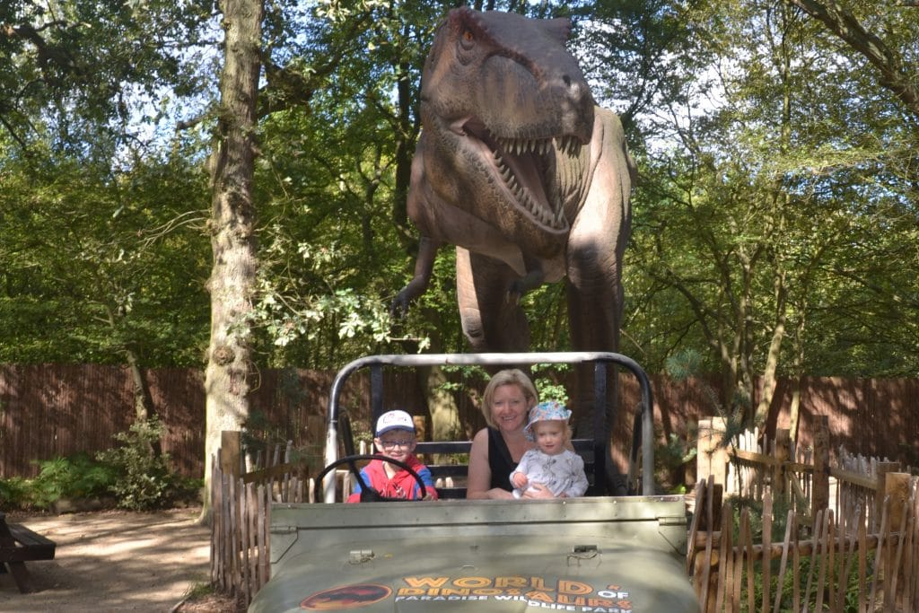 Paradise Wildlife Park | Great Day Out Review