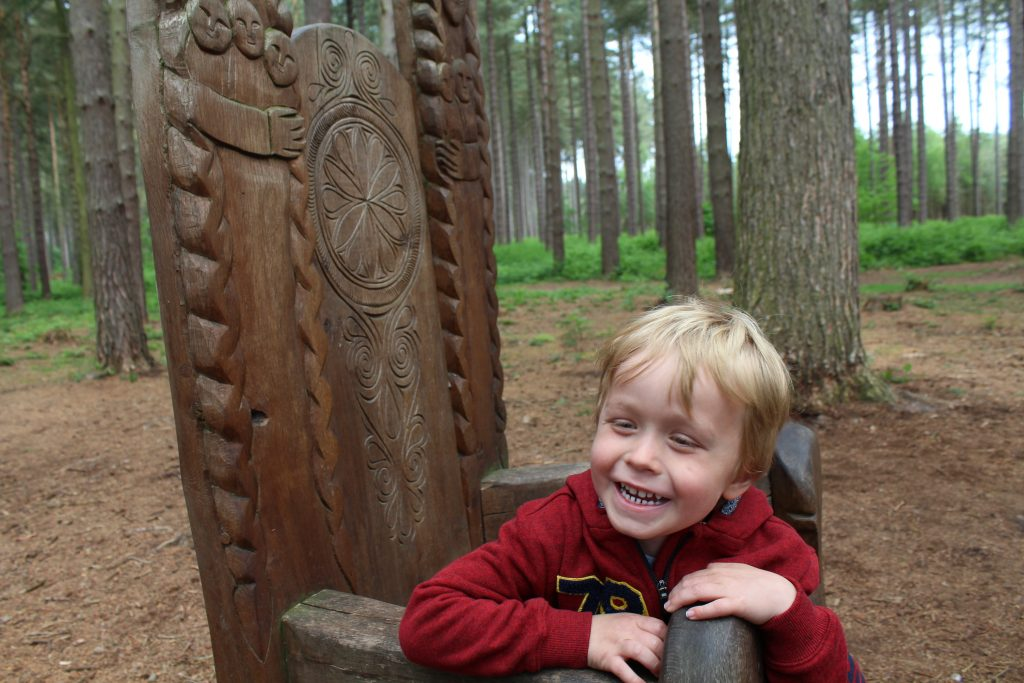 Sherwood Pines Forest Park
