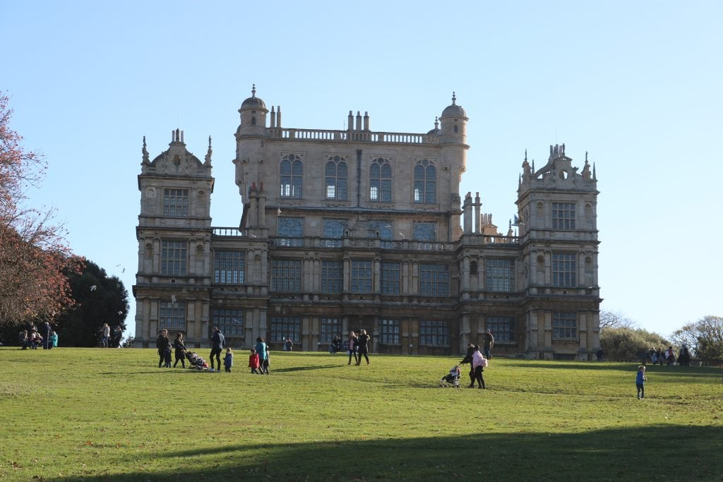 Featured image for Wollaton Hall