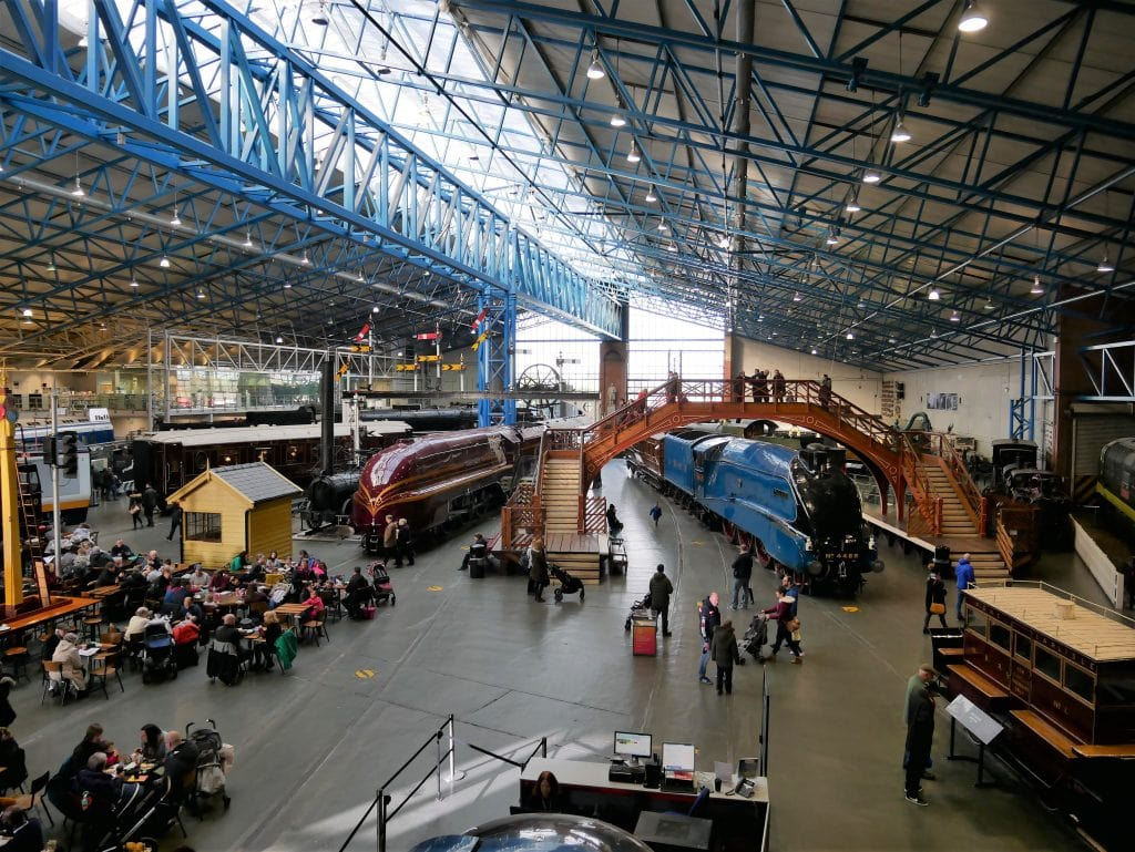 Featured image for National Railway Museum York