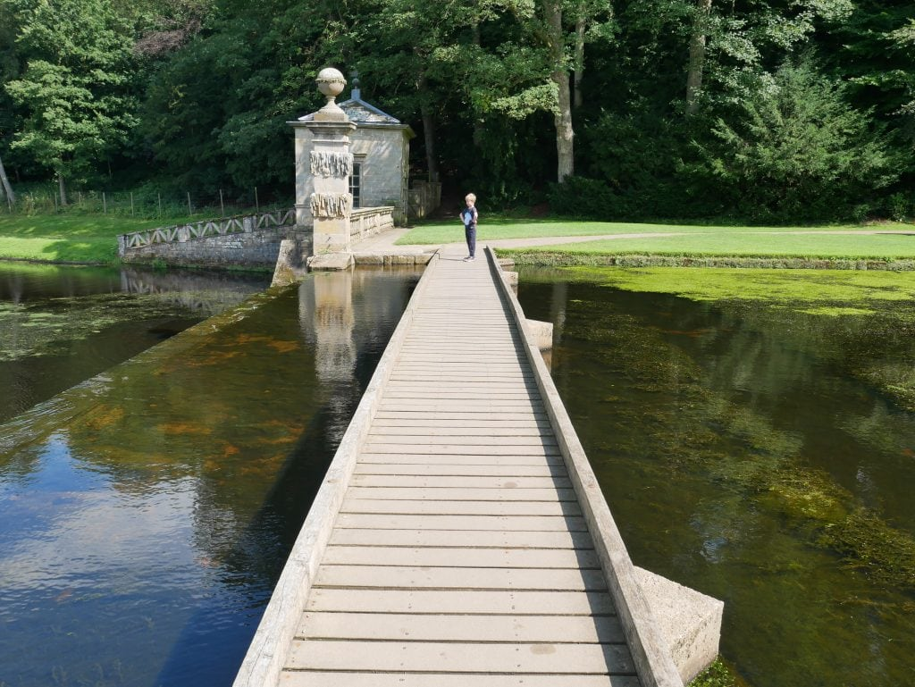 Fountains Abbey and Royal Studley Water Garden
