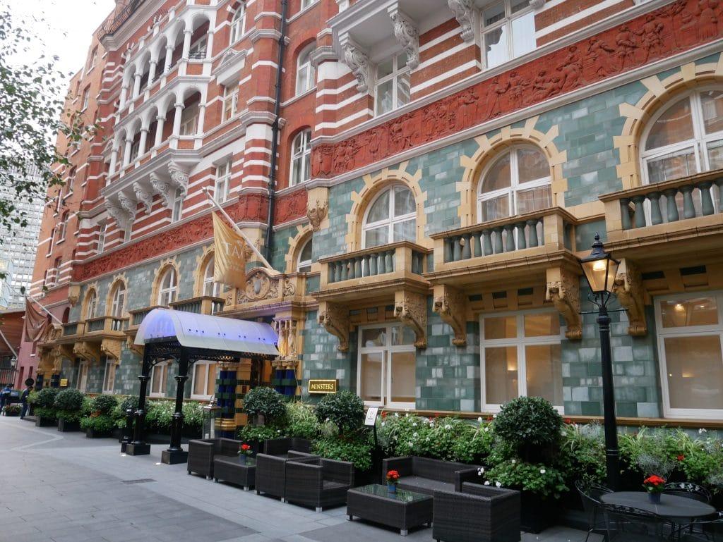Taj 51 Buckingham Gate | Luxury 5 star Hotel London Review