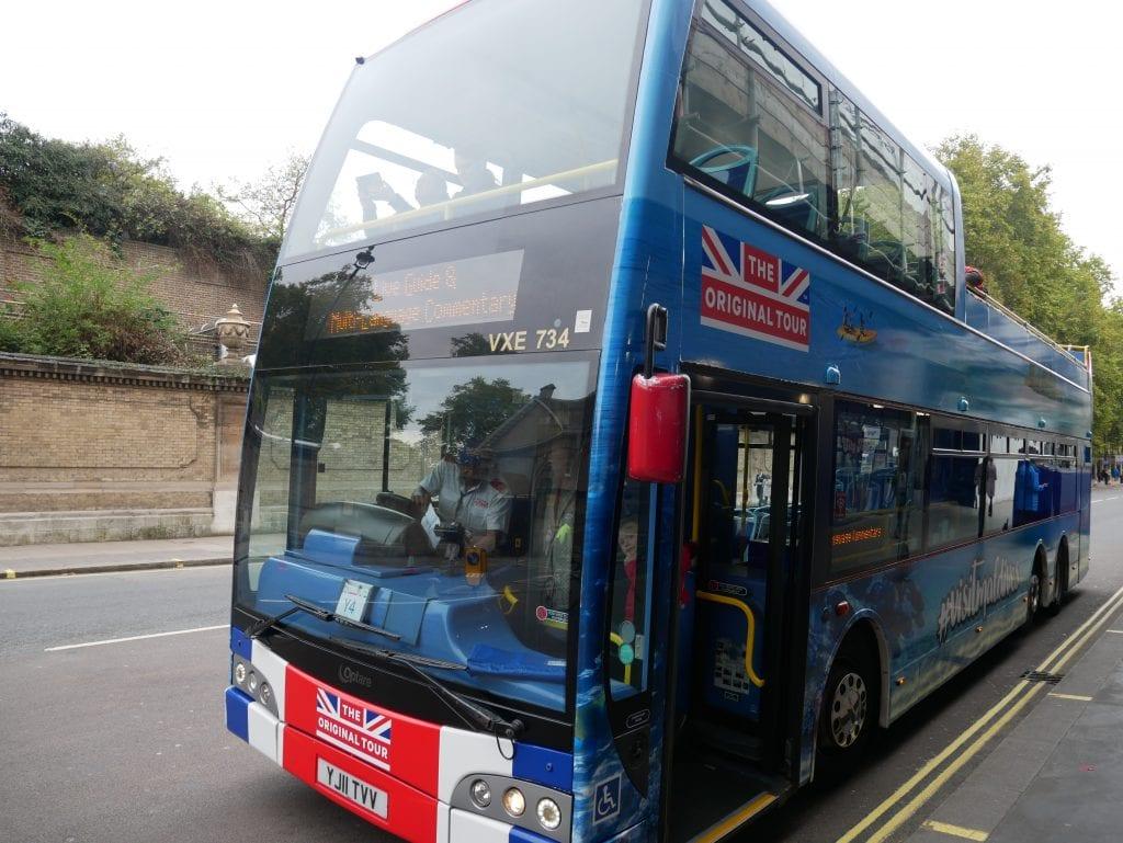 Thumbnail for The Original Tour London Sightseeing Bus Tours