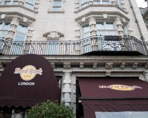 Hard Rock Cafe London Review | Old Park Lane