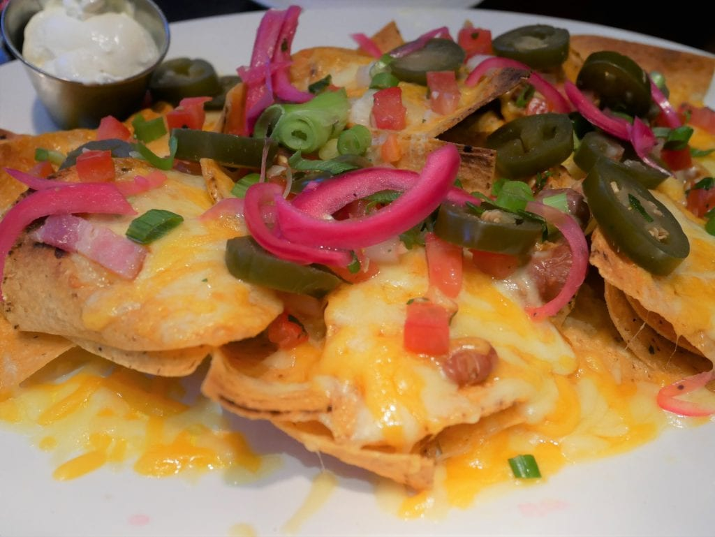 Classic Nachos Hard Rock Cafe London