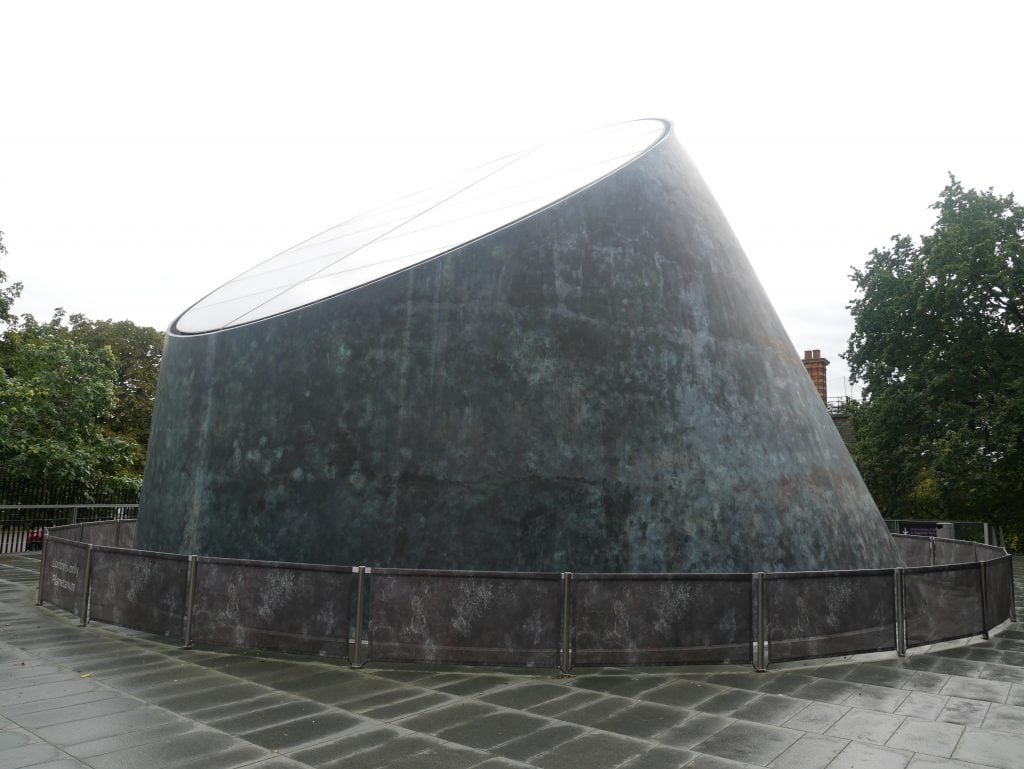 The Planetarium building