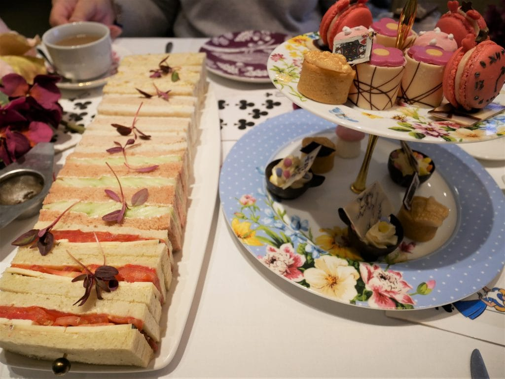 Alice in Wonderland Afternoon tea at Kona Taj 51