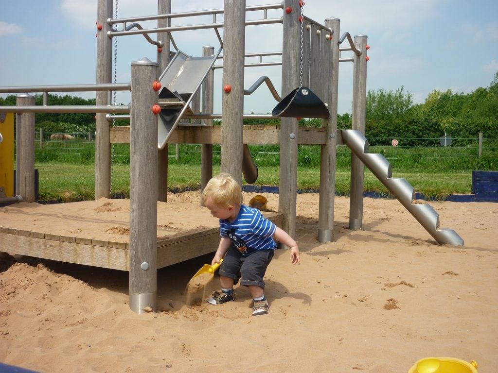 Sandpit Ferry Farm