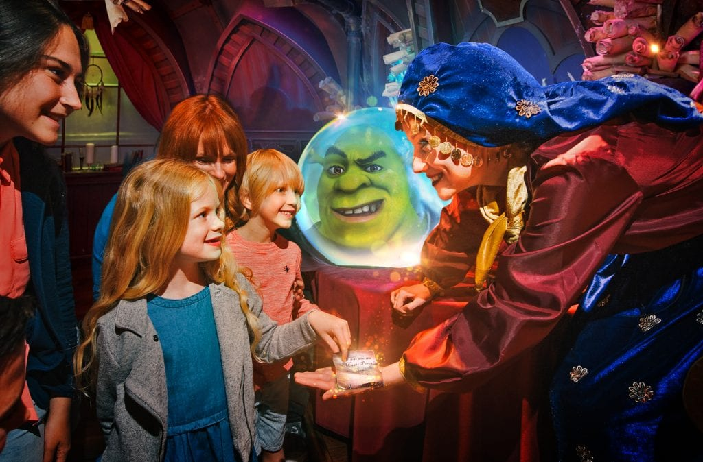 Thumbnail for Shrek's Adventure London