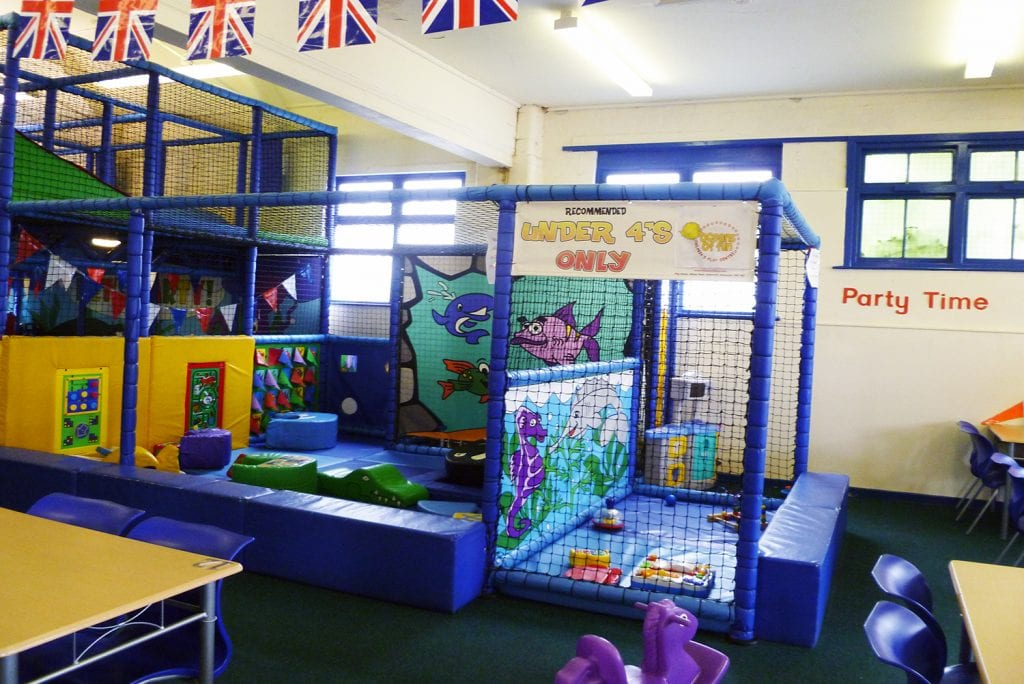 Soft Play centres in Nottinghamshire