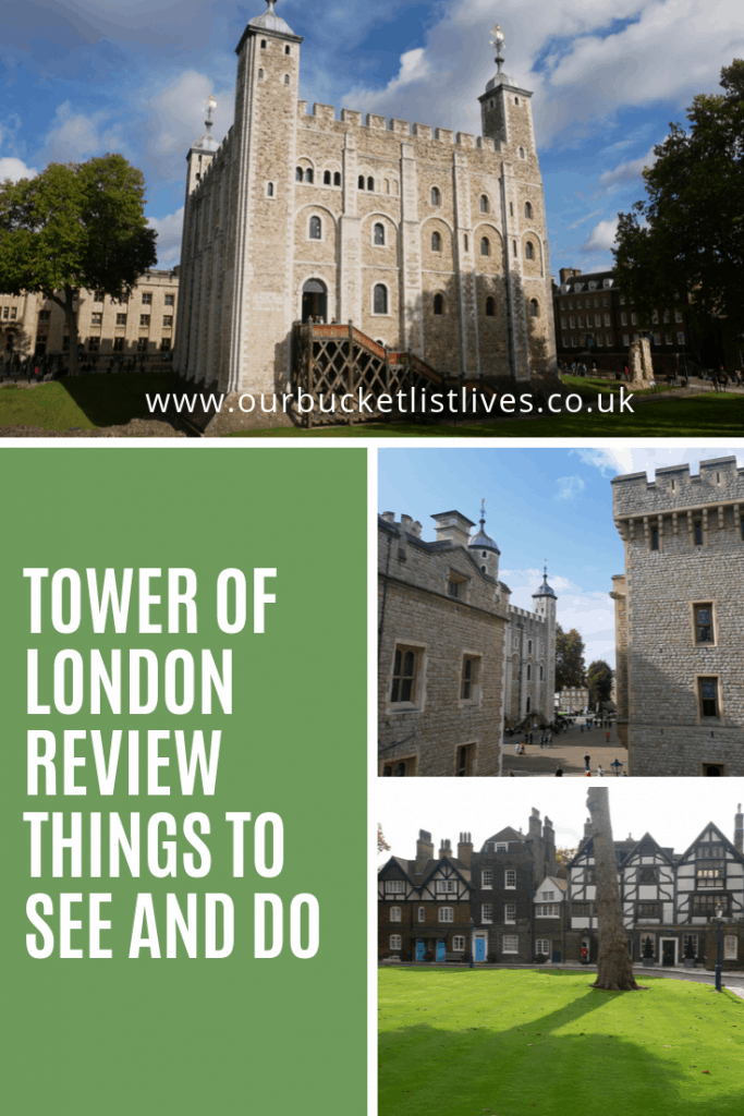 Tower of London Review | Things to see and do