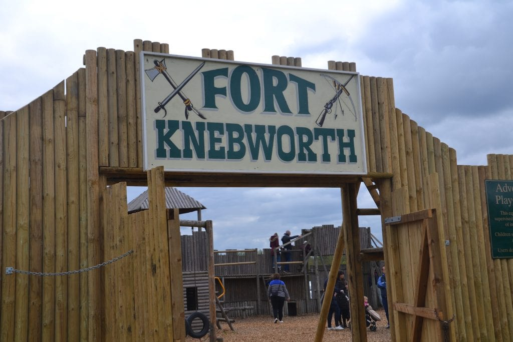 Thumbnail for Knebworth House