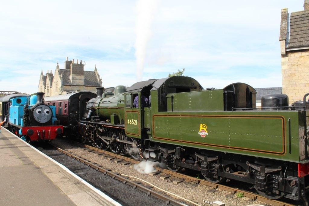 Thumbnail for Nene Valley Railway Ltd