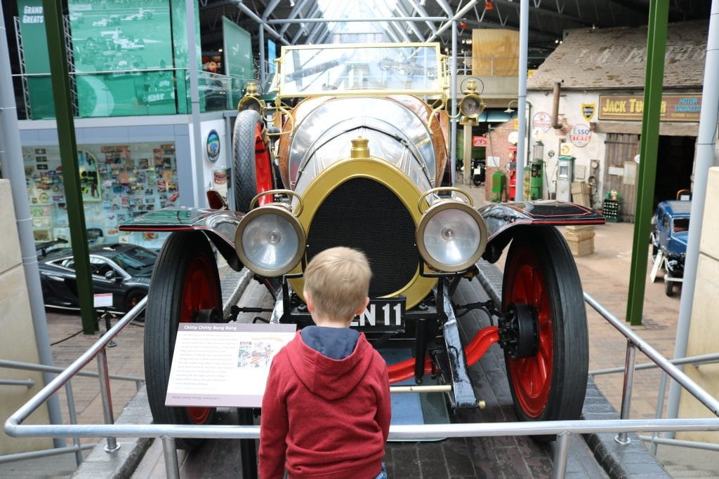 Featured image for Beaulieu National Motor Museum
