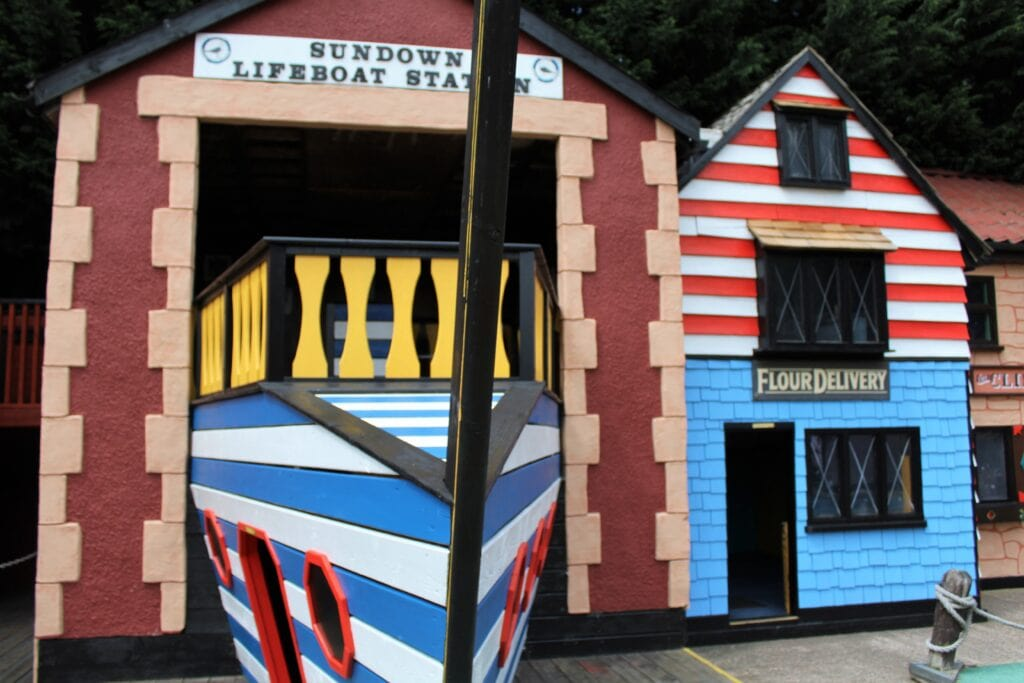 Sundown Adventureland Theme Park