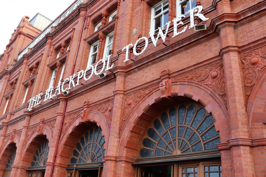 Featured image for Blackpool Tower Attractions