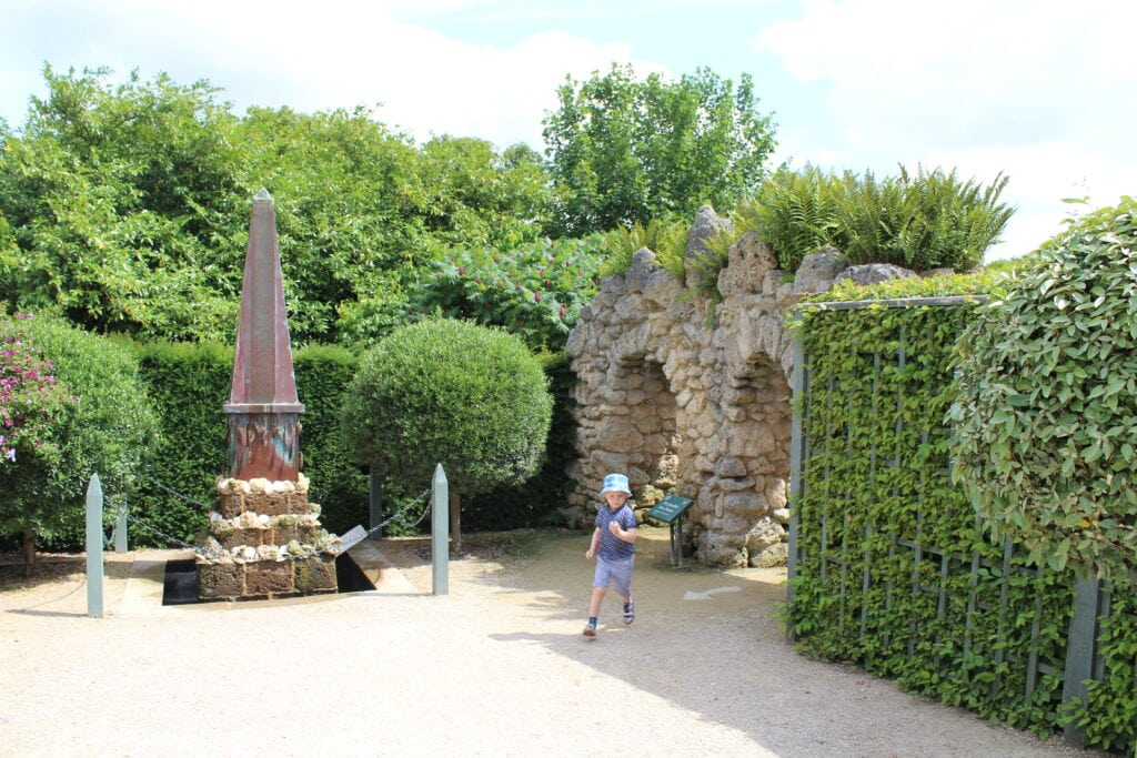 Burghley House and Garden of Surprises
