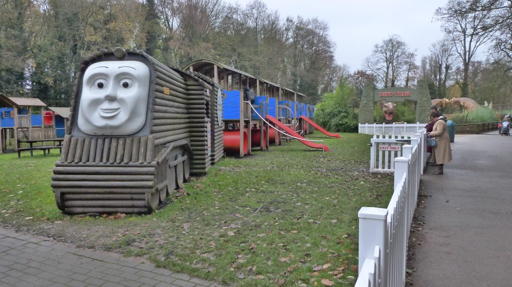 Drayton Manor Theme Park Magical Christmas