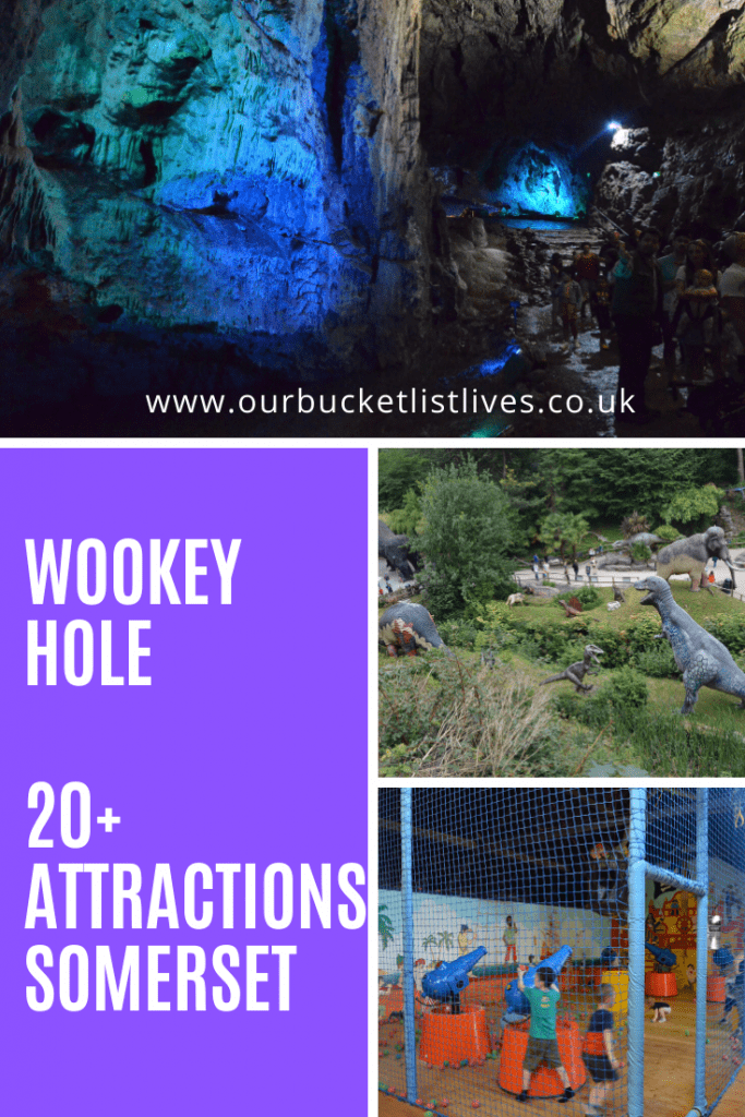 Wookey Hole Caves and Attractions Day Out Review
