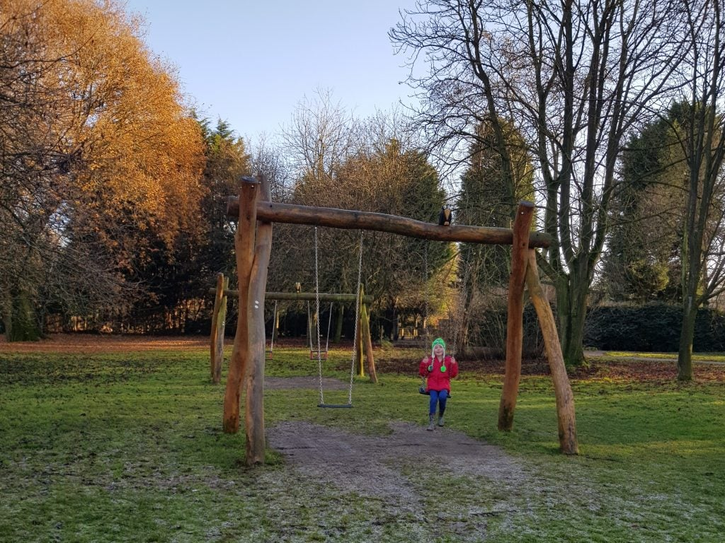 swings at lotherton