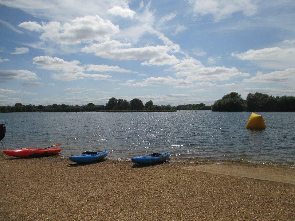 Thumbnail for Dinton Pastures Country Park