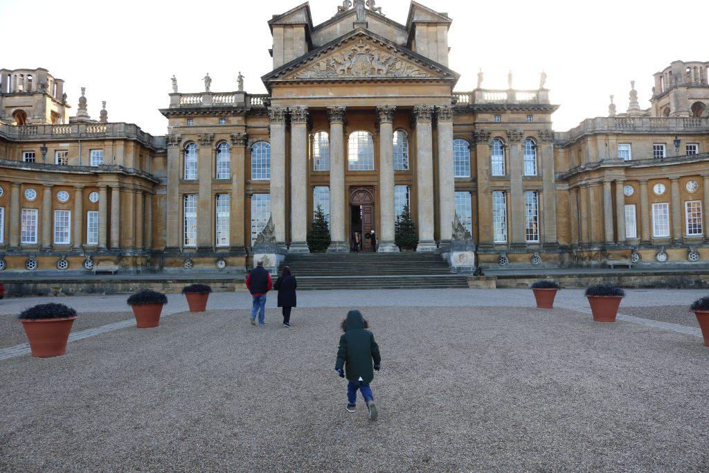 Thumbnail for Blenheim Palace