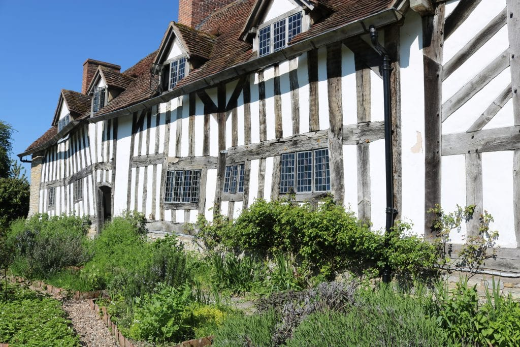 Featured image for Mary Arden's Farm