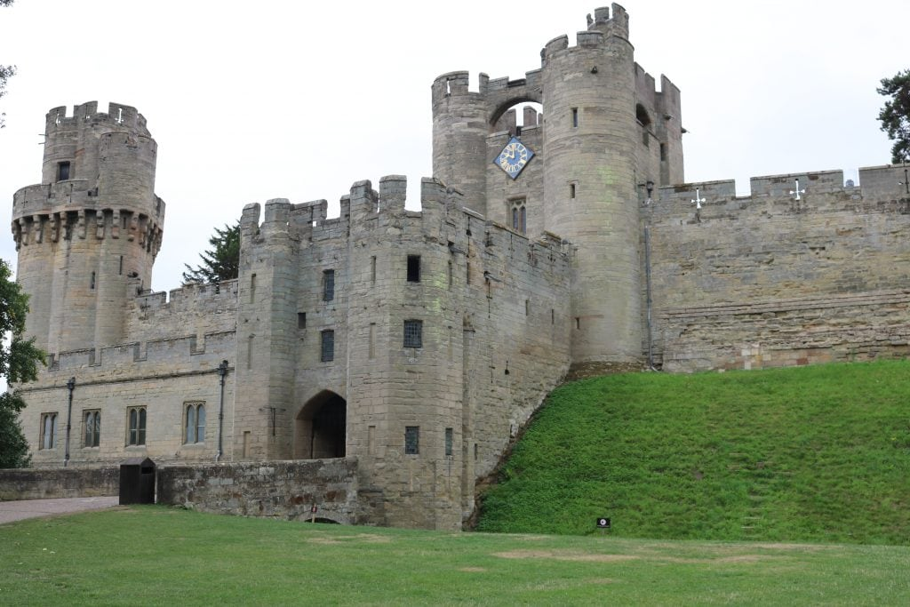Featured image for Warwick Castle