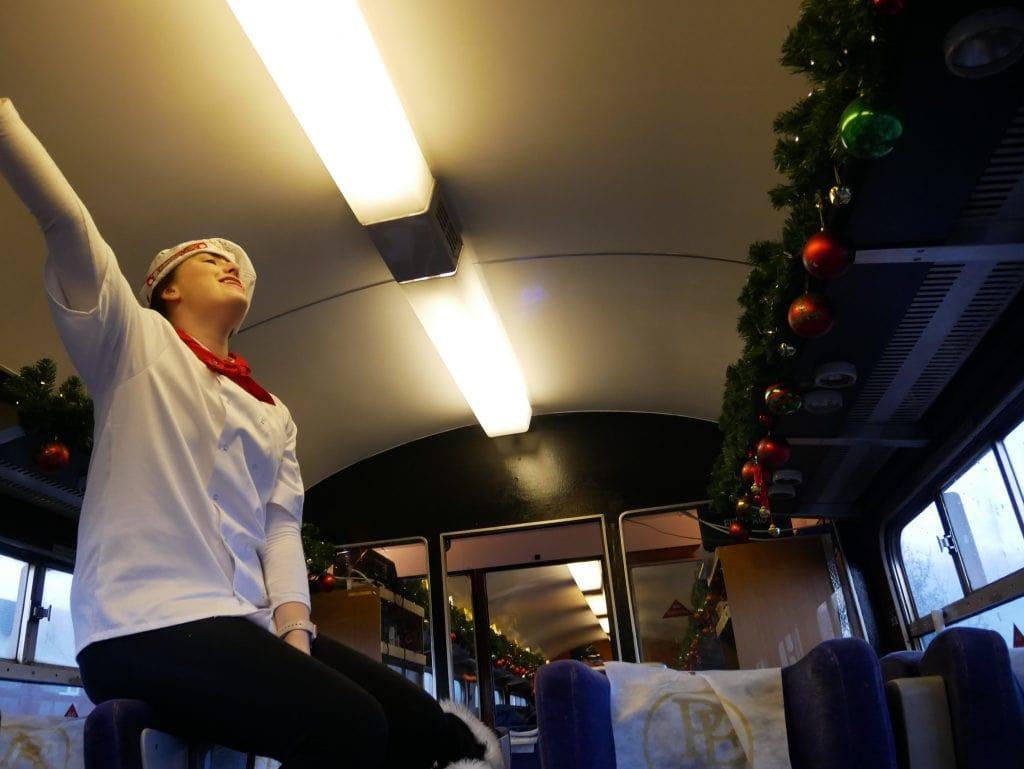 Wensleydale Polar Express