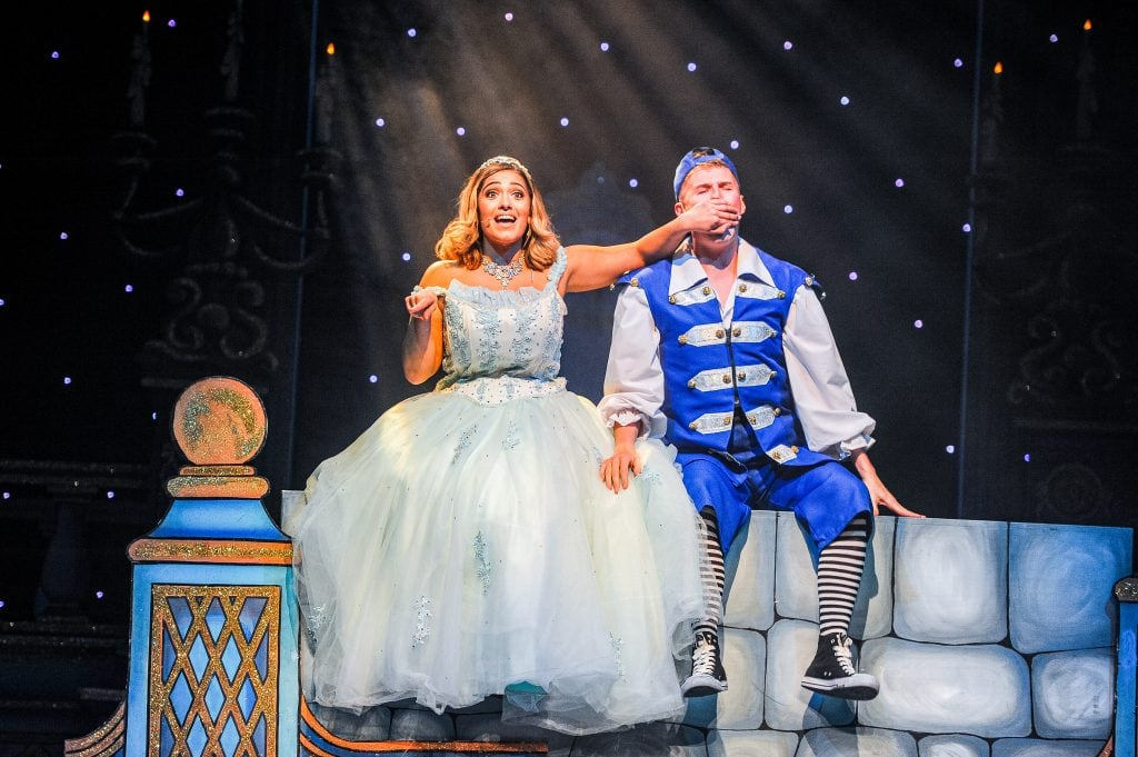 Cinderella Bridlington Spa