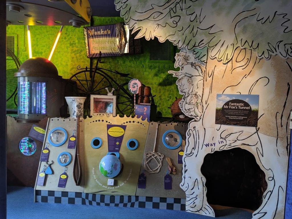 Thumbnail for Roald Dahl Children's Gallery – Bucks County Museum