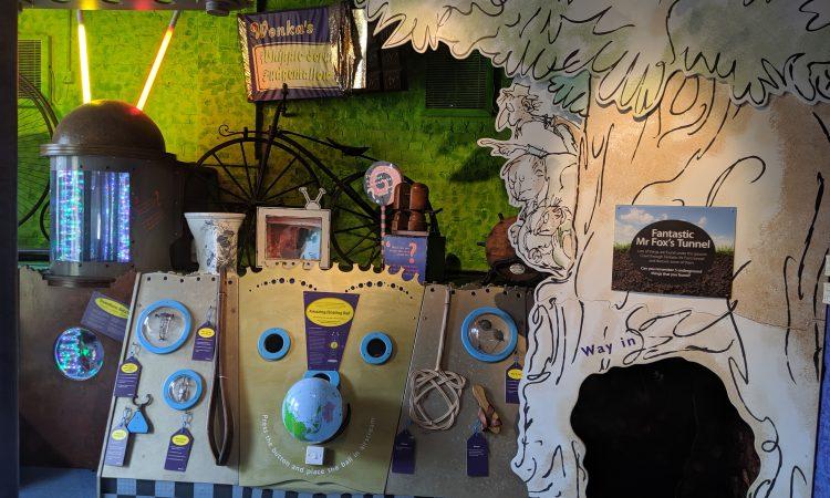 Roald Dahl Children's Gallery – Bucks County Museum