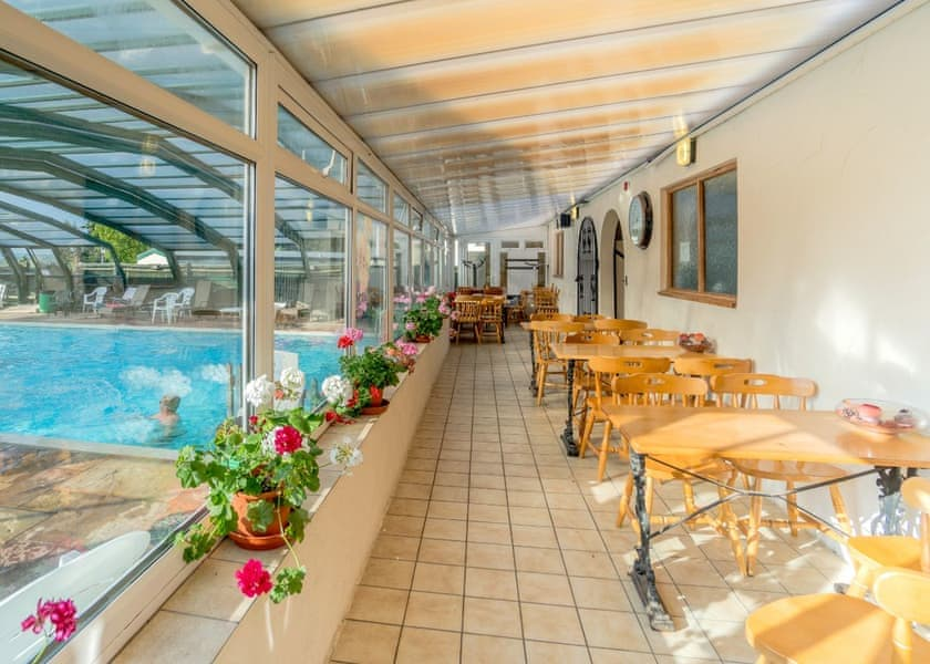 Indoor Swimming Pool at AndrewsHayes