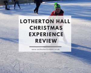 Lotherton Hall Christmas