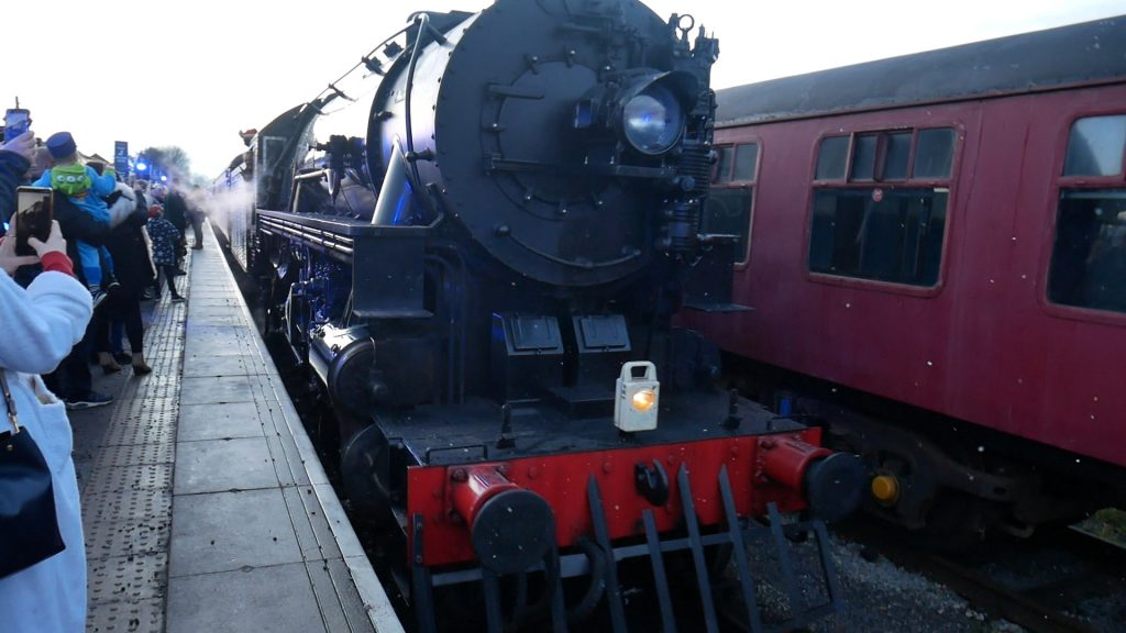 THE POLAR EXPRESS Train Ride Wensleydale Review | A Magical Experience