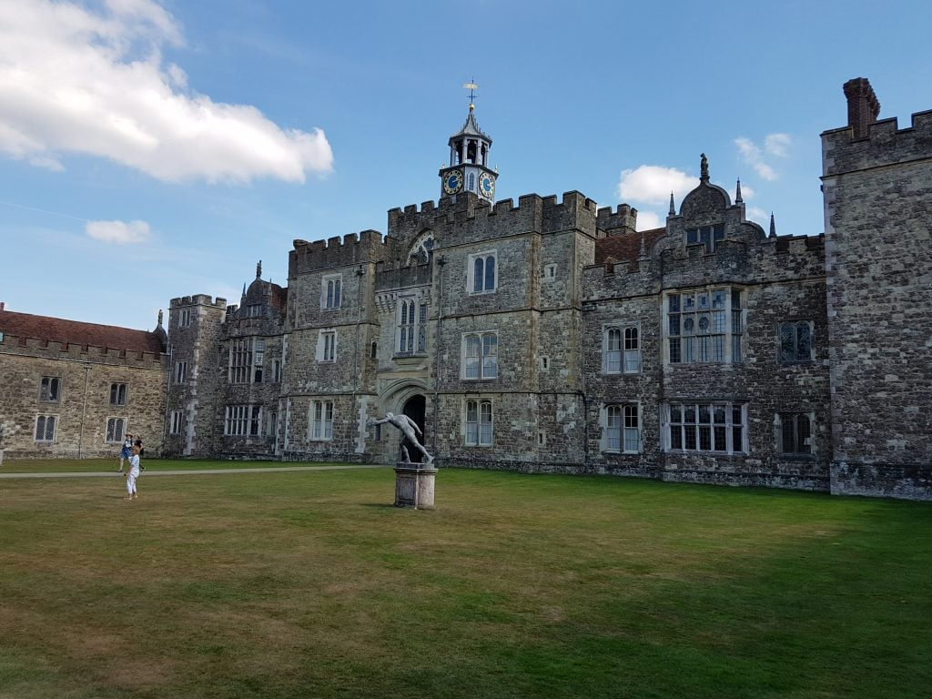 Featured image for Knole National Trust