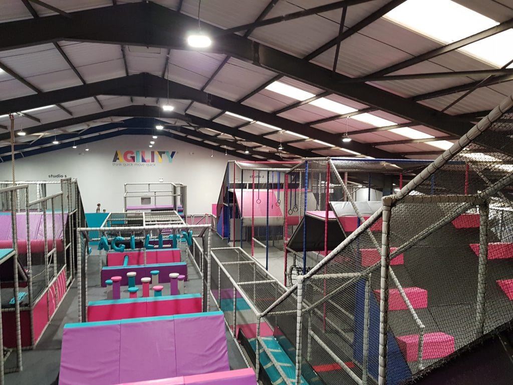 Agility York | Fun Ninja Warrior Course for 5 to 11 year olds
