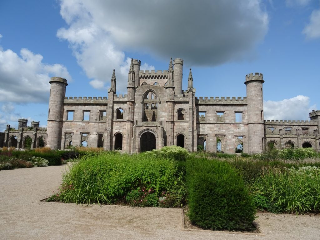Featured image for Lowther Castle and Gardens