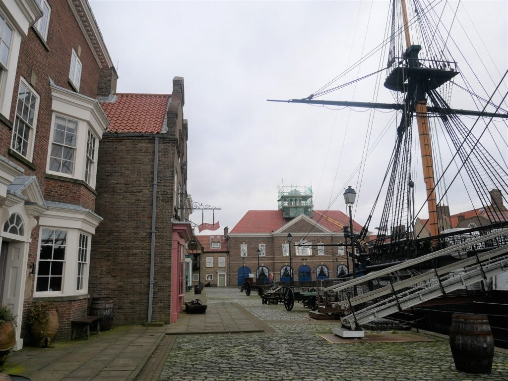 Featured image for National Museum of the Royal Navy
