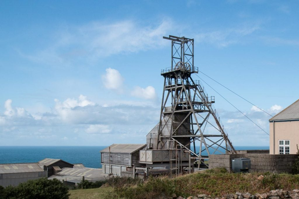 Featured image for Geevor Tin Mine