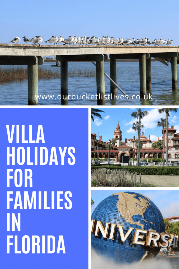 Villa Holidays for Families in Florida