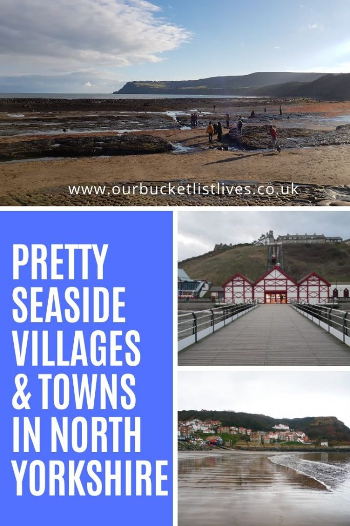 Picturesque Seaside Villages and Towns in North Yorkshire with Hotels