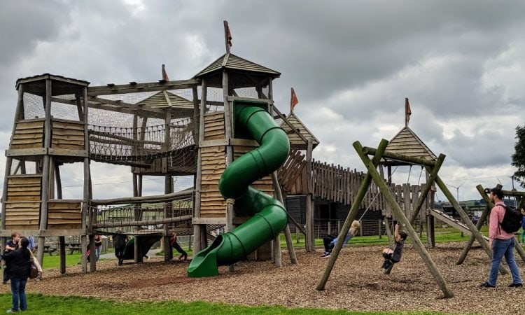 Broom House Farm Forest Adventure Where To Go With Kids County Durham