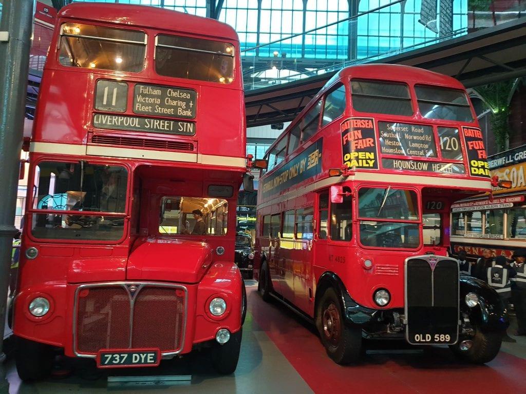 Thumbnail for London Transport Museum