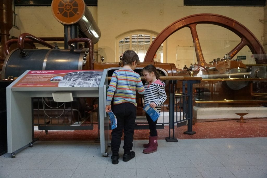 London Museum of Water and Steam