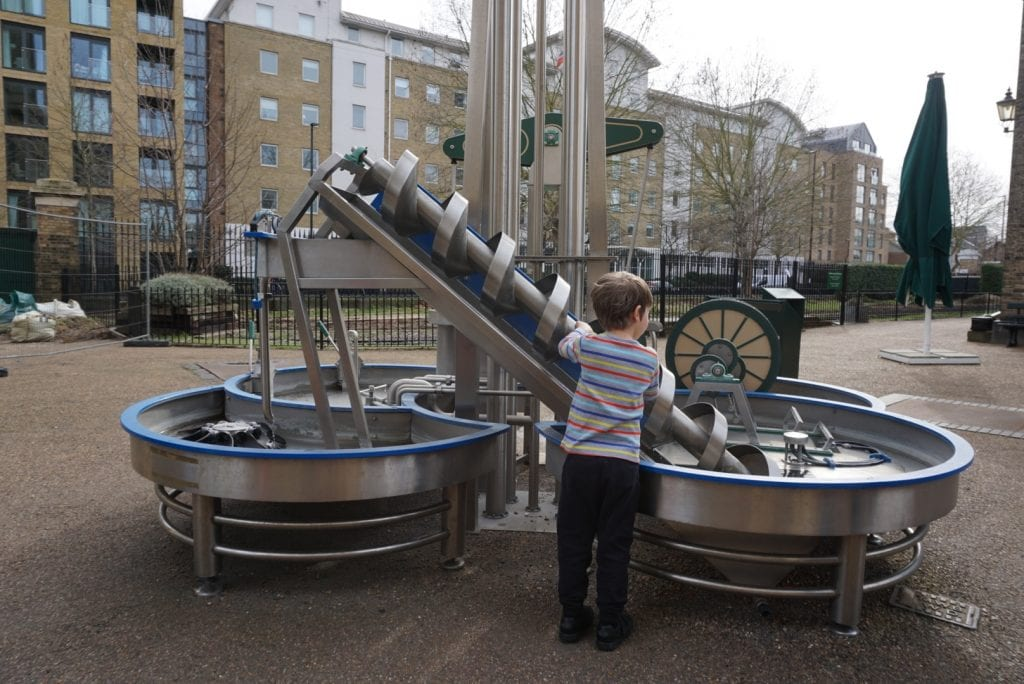 Featured image for London Museum of Water and Steam