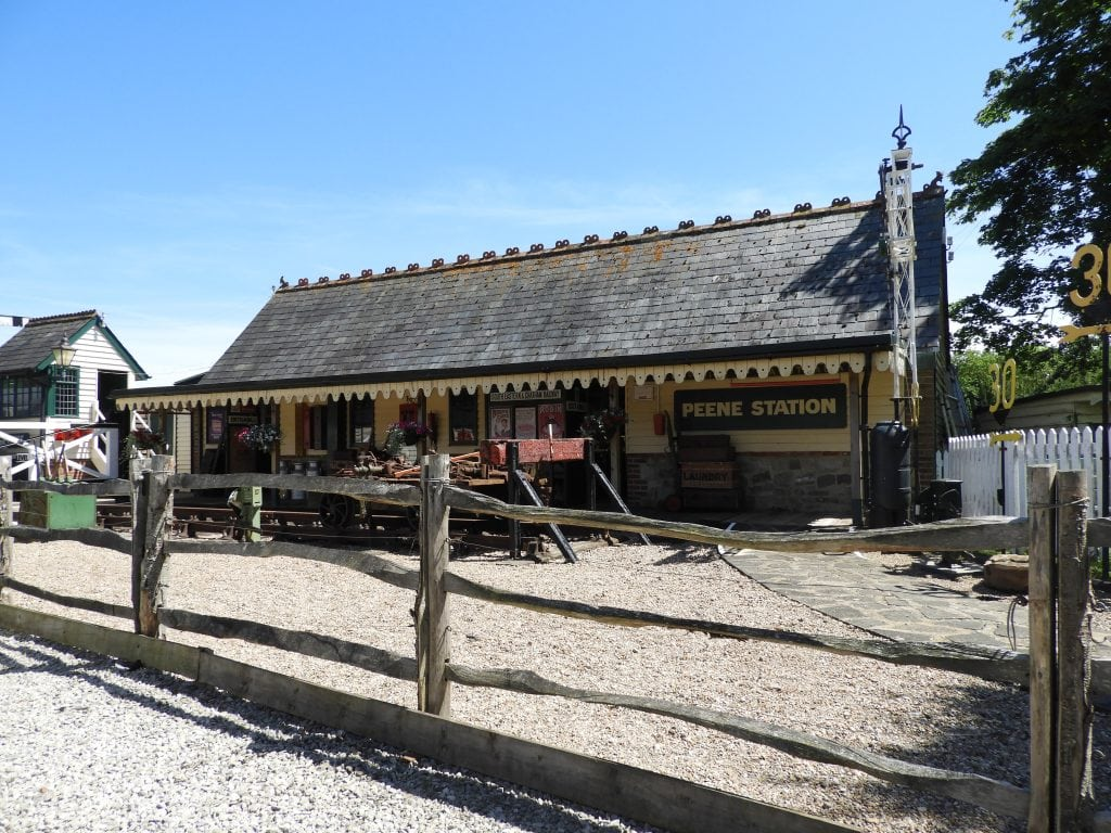 Elham valley railway museum
