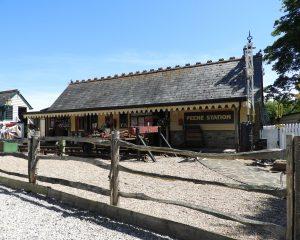Elham valley railway museum